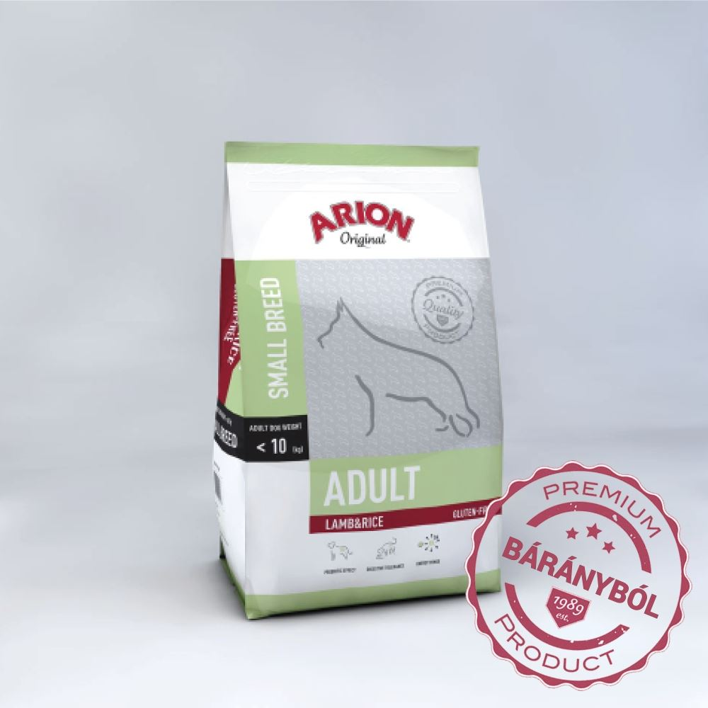 ARION ORIGINAL Adult Small LambRice