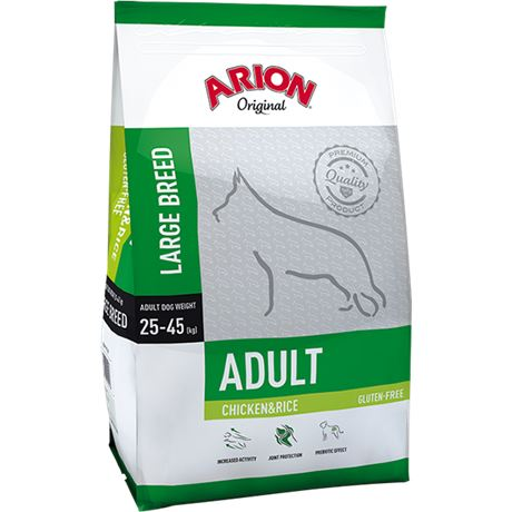 Arion Breeder Original Adult Large Chicken Rice
