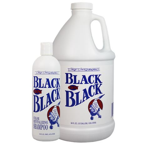 Black on Black Shampoo