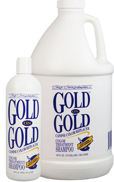 Gold on Gold Shampoo