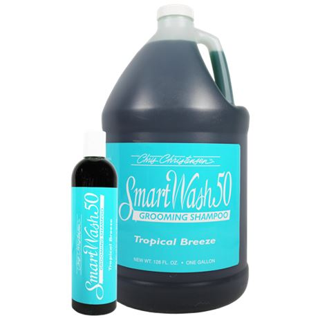 Chris Christensen Smartwash50 Tropical Breeze Grooming Shampoo