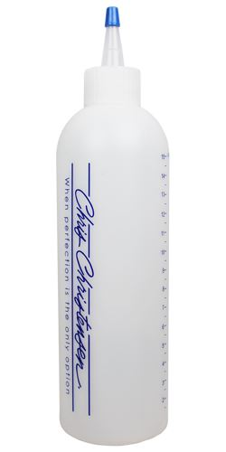 Chris Christensen CCS logo Applicator Bottle