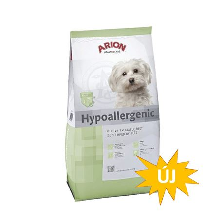 Arion Premium HealthCare Hypoallergenic Small breed
