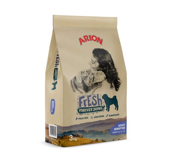 Arion FRESH Adult Sensitive 3kg