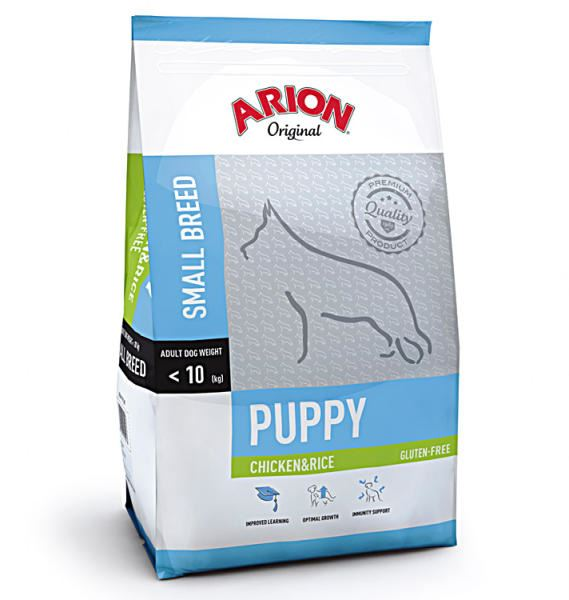 ARION ORIGINAL Puppy Small ChickenRice