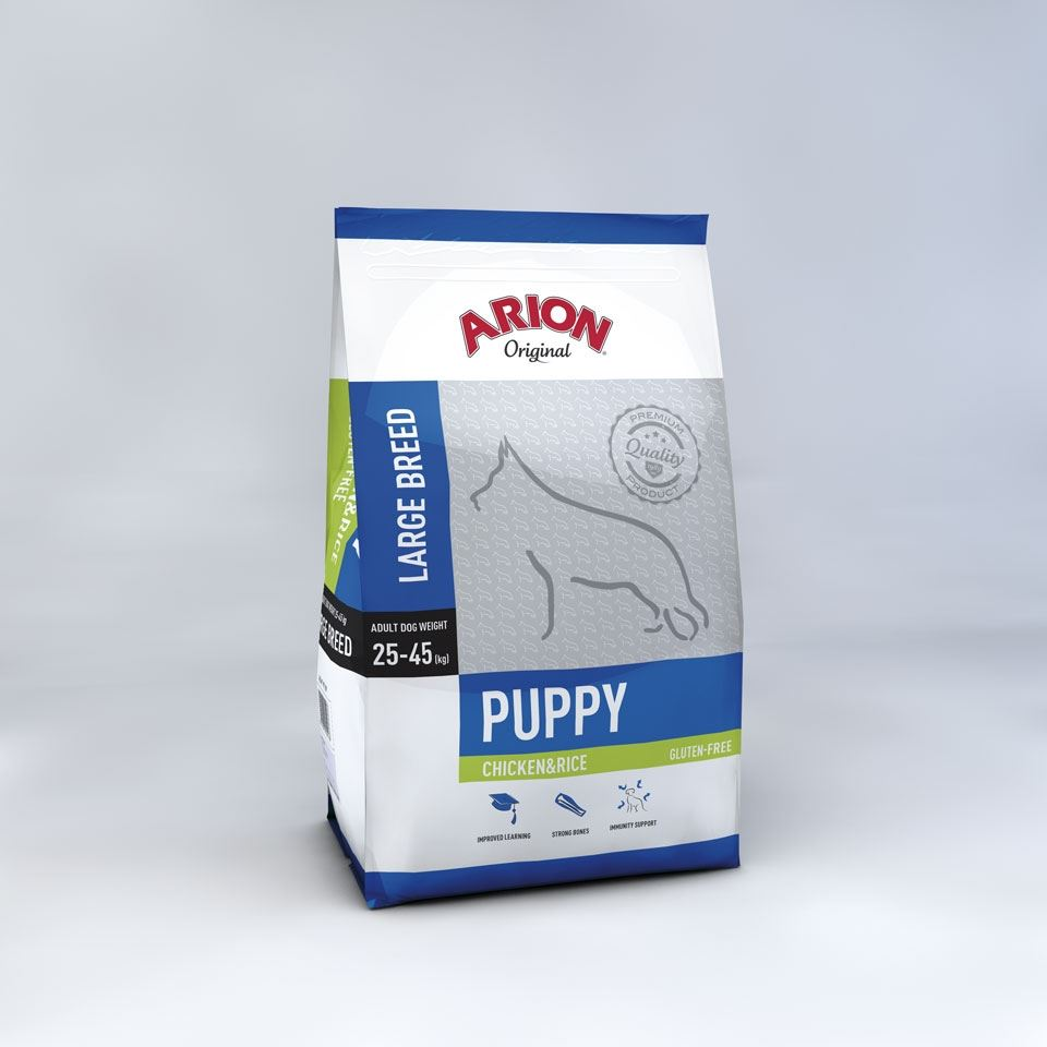 ARION ORIGINAL Puppy Large ChickenRice